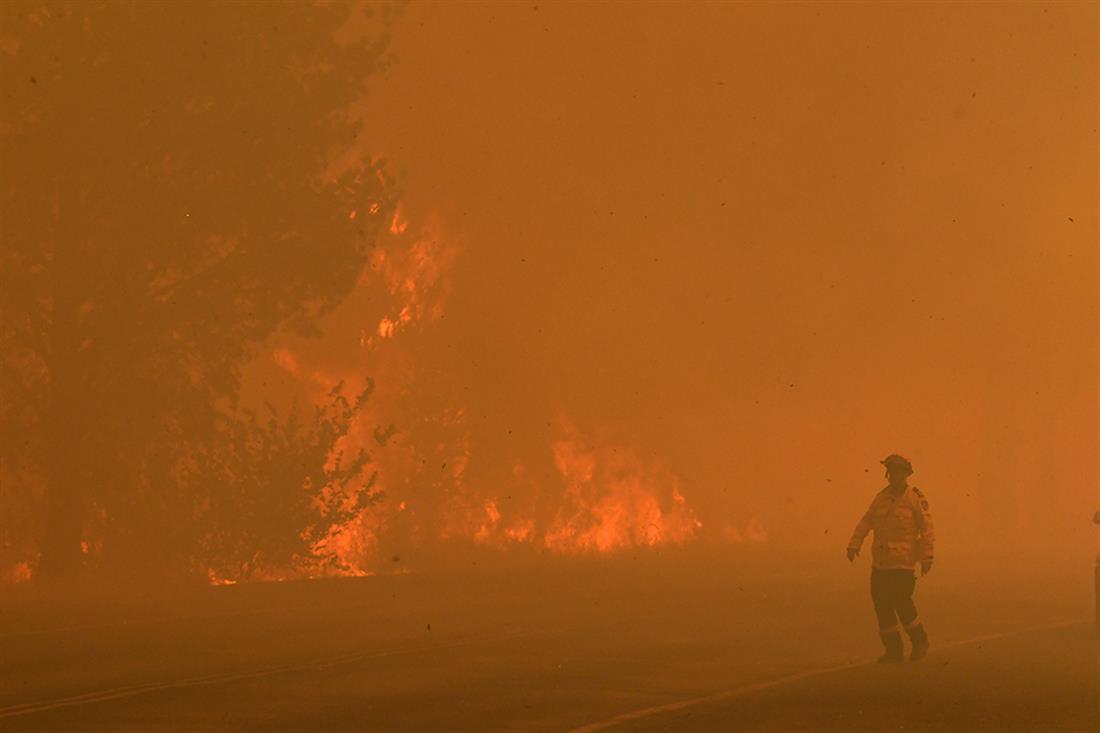AP - Φωτιά - Αυστραλία