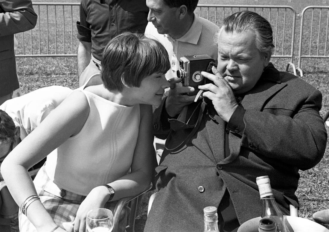 Όργον Γουέλς - Orson Welles