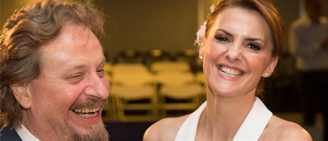 Παντρεύτηκε η Κατερίνα Μάρκου (εικόνες)