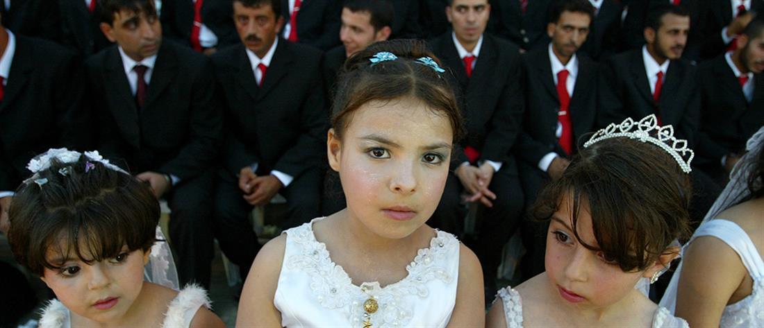 Unicef: 765 εκατ. παντρεμένα παιδιά στον κόσμο