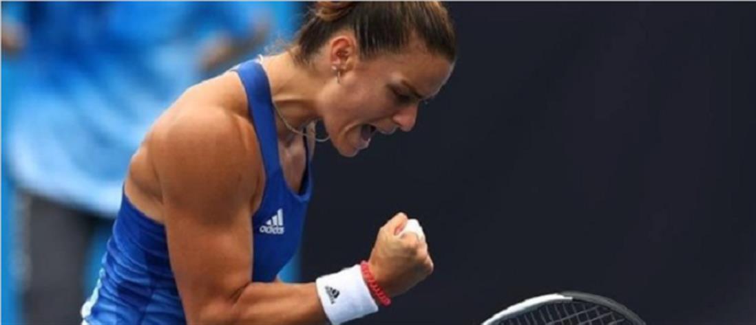 """Ολυμπιακοί Αγώνες - Σάκκαρη: πέρασε άνετα στις """"16"""""""