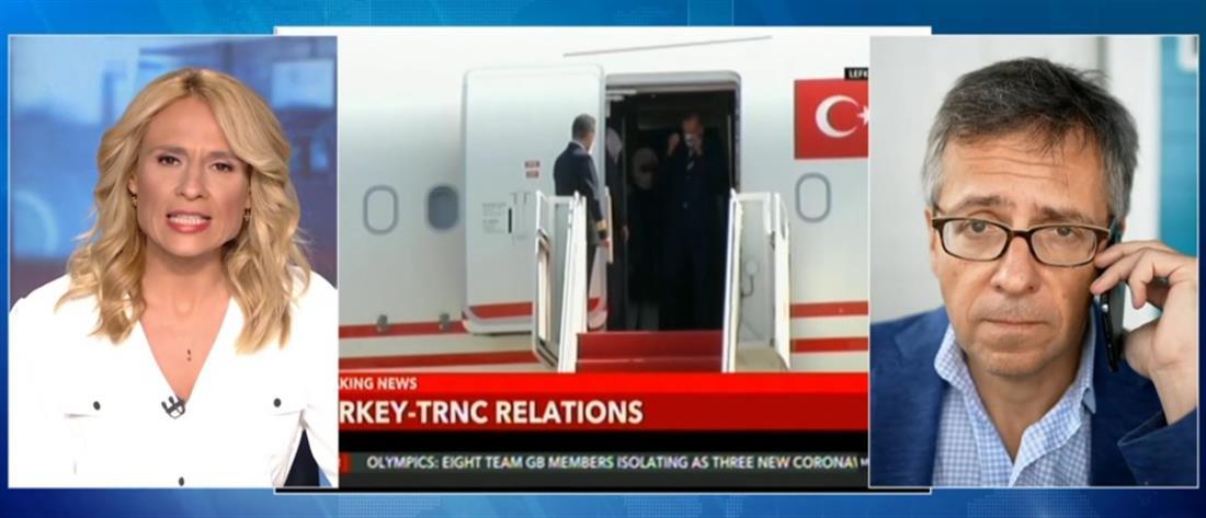 Ίαν Μπρέμερ για Ερντογάν στον ΑΝΤ1: Θα υποστεί μεγάλο πλήγμα στις προσεχείς εκλογές (βίντεο)