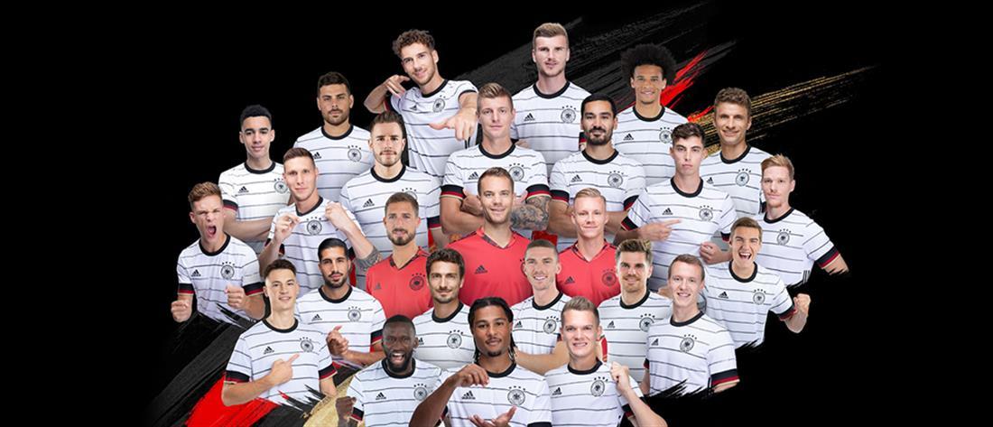 Εθνική Γερμανίας - Euro 2020
