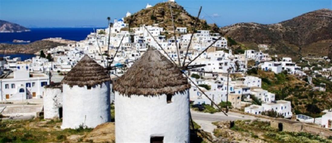 Στη λίστα με τα 100 πιο εντυπωσιακά νησιά του κόσμου η Ίος