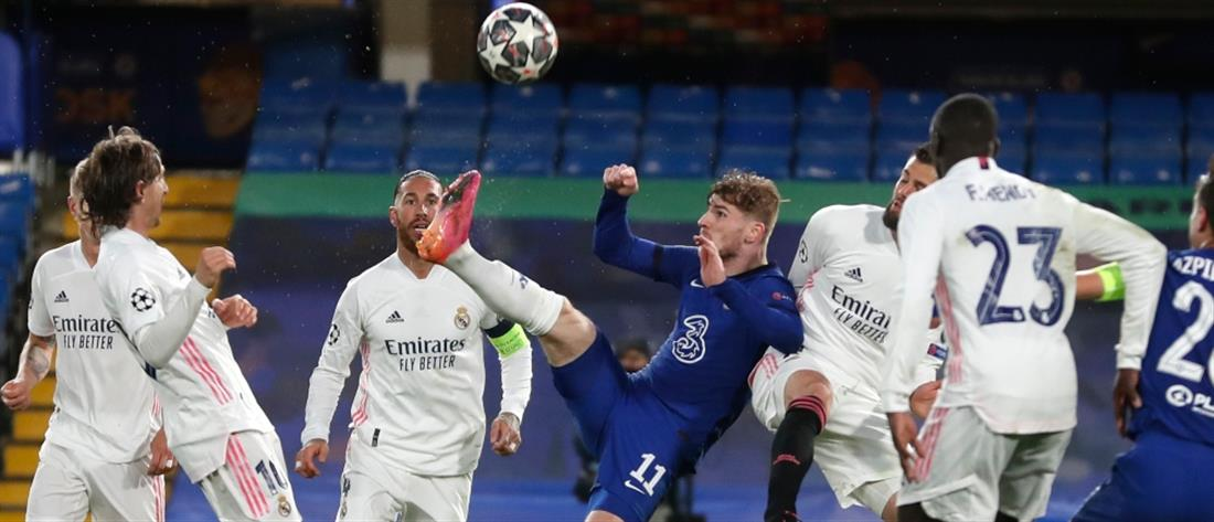 Champions League: η Τσέλσι στον τελικό