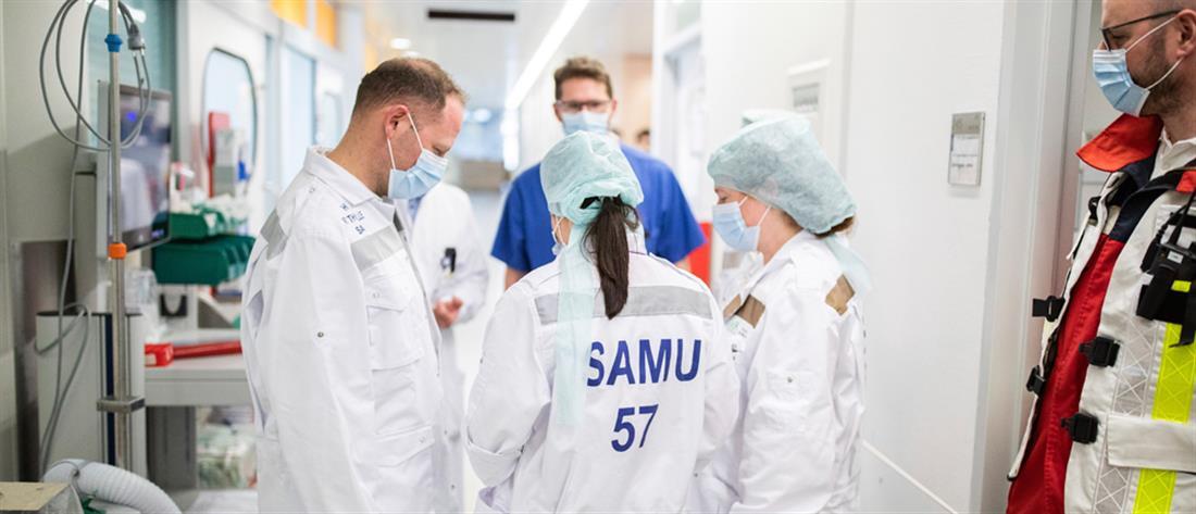 Κορονοϊός: συνεχίζεται η επιβράδυνση της εξάπλωσης του ιού στη Γερμανία