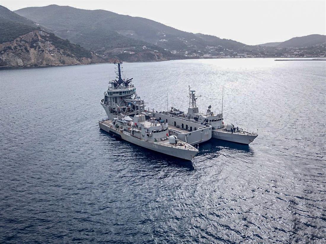 Επιχειρησιακή Εκπαίδευση - Πολεμικό Ναυτικό