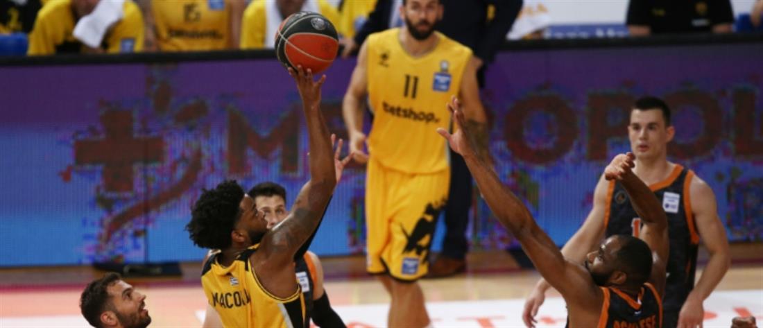 "Basket Laegue: Η ΑΕΚ τερμάτισε τρίτη με... ""περίπατο"""