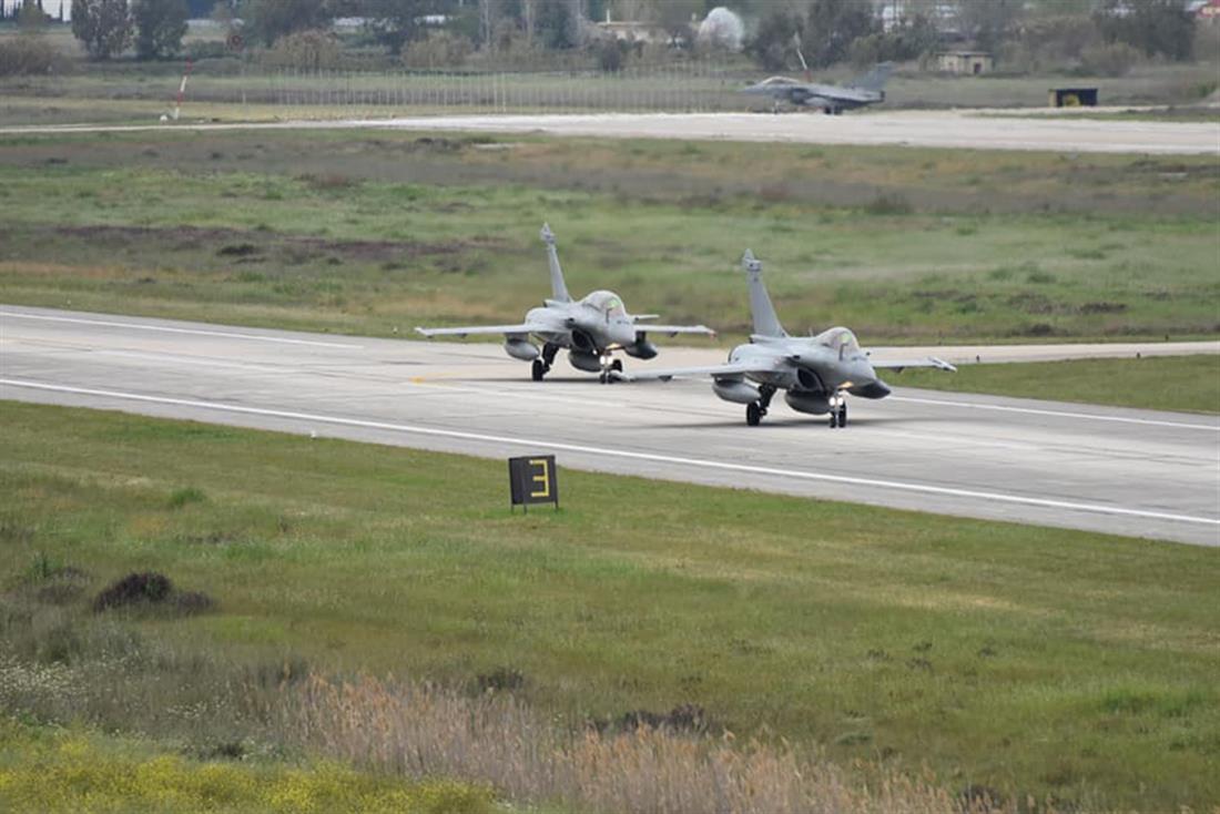 Πολεμική Αεροπορία - Άσκηση