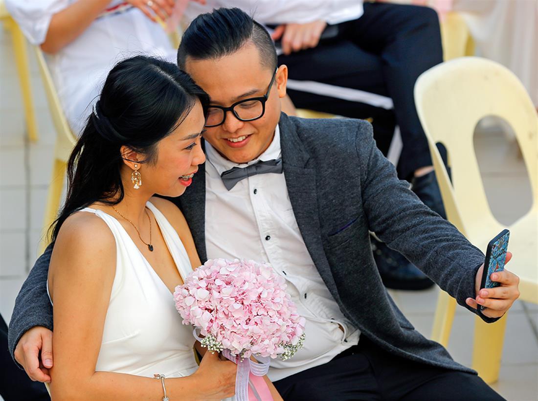 Γάμος - Μαλαισία - Ζευγάρια