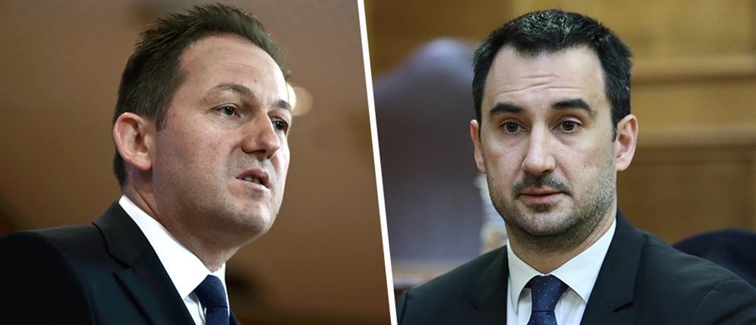 """""""Πόλεμος"""" ΝΔ – ΣΥΡΙΖΑ για τα πρωτογενή πλεονάσματα"""
