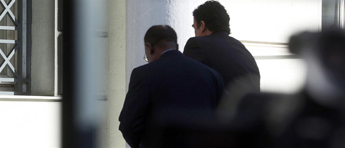 Λίβυος Πρέσβης - Υπουργείο Εξωτερικών