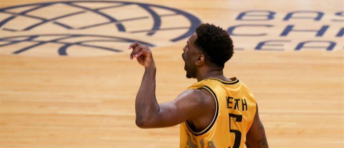 ΑΕΚ: Ιδανική πρεμιέρα στο Basketball Champions League