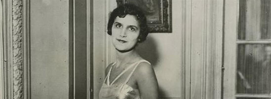 """Αλίκη Διπλαράκου: Η πρώτη Ελληνίδα που αναδείχθηκε """"Μις Ευρώπη"""""""
