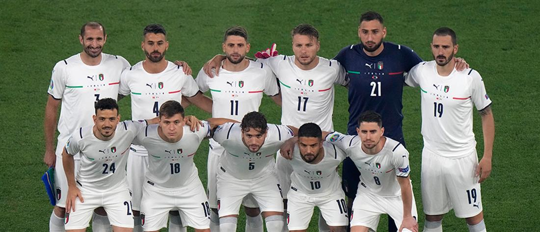 Euro 2020 – Ιταλία: έχει ξεχάσει… να χάνει