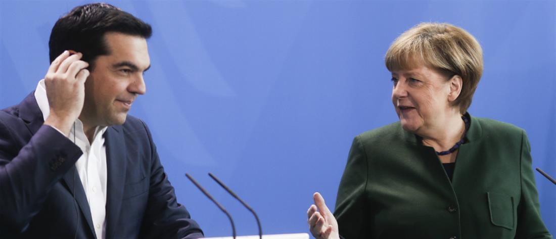 SZ: ο Τσίπρας έπραξε τα δέοντα και η Μέρκελ θέλει να τον επαινέσει