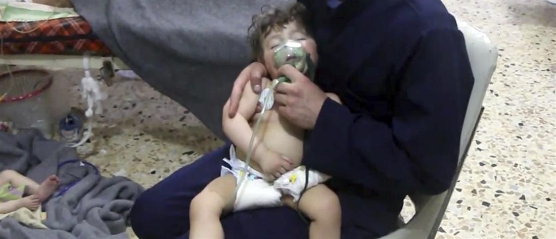 """Τραμπ: """"Κτήνος"""" ο Άσαντ, που έχει την στήριξη Ρωσίας και Ιράν"""