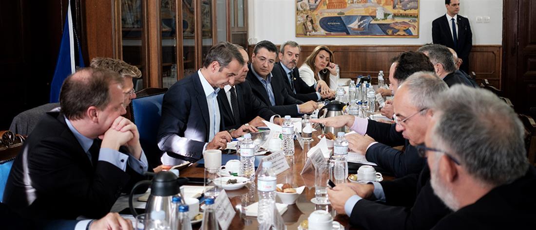 Μητσοτάκης: το μετρό της Θεσσαλονίκης θα λειτουργήσει τον Απρίλιο του 2023