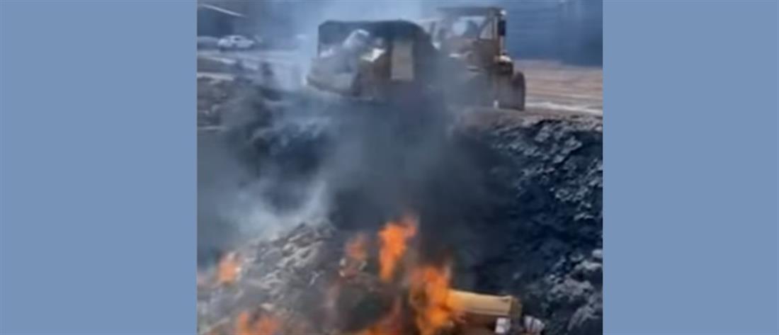 Ναρκωτικά: Στην πυρά περισσότερα από 100 δέματα (βίντεο)