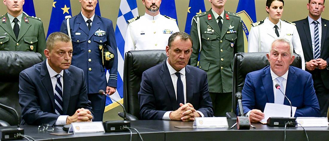 Παναγιωτόπουλος: Η Ελλάδα οφείλει να αντιδρά με αποφασιστικότητα όταν προκαλείται