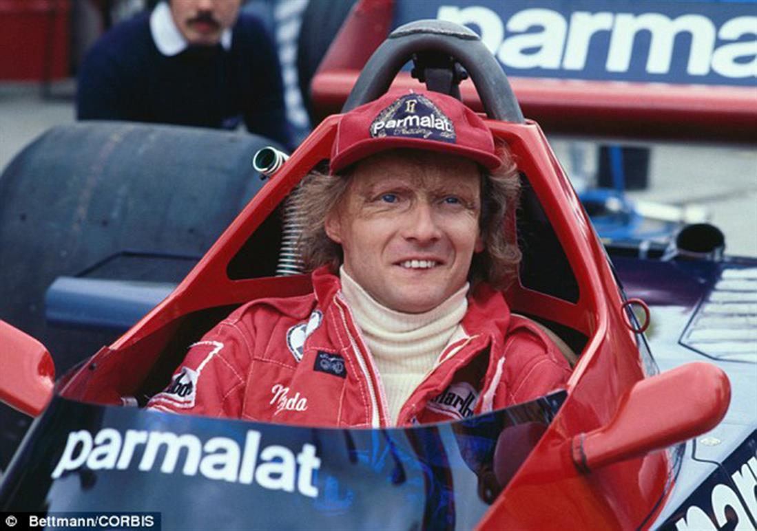 Νίκι Λάουντα - Niki Lauda