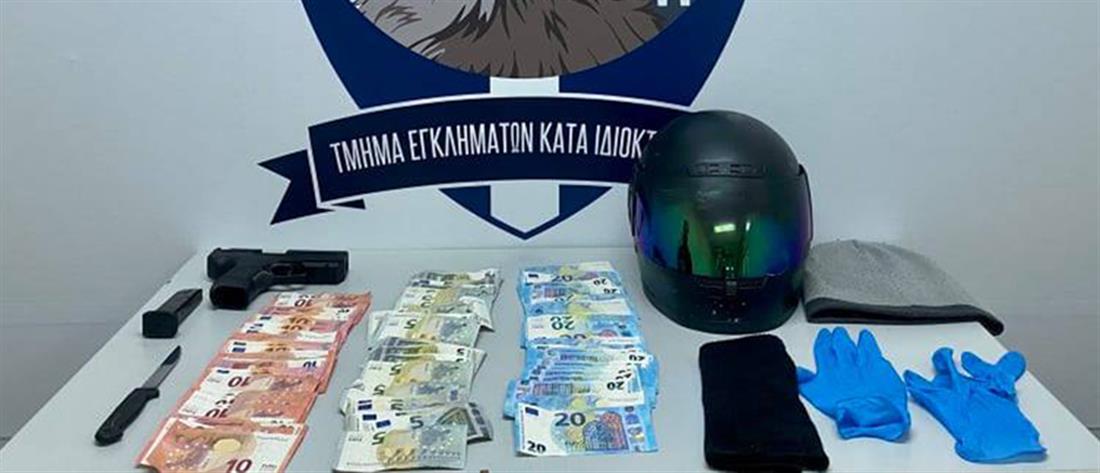 Δύο συλλήψεις για τις ληστείες σε σούπερ μάρκετ