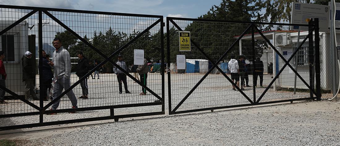 Μαλακάσα - Hot spot: Βγήκαν μαχαίρια κατά αστυνομικών!
