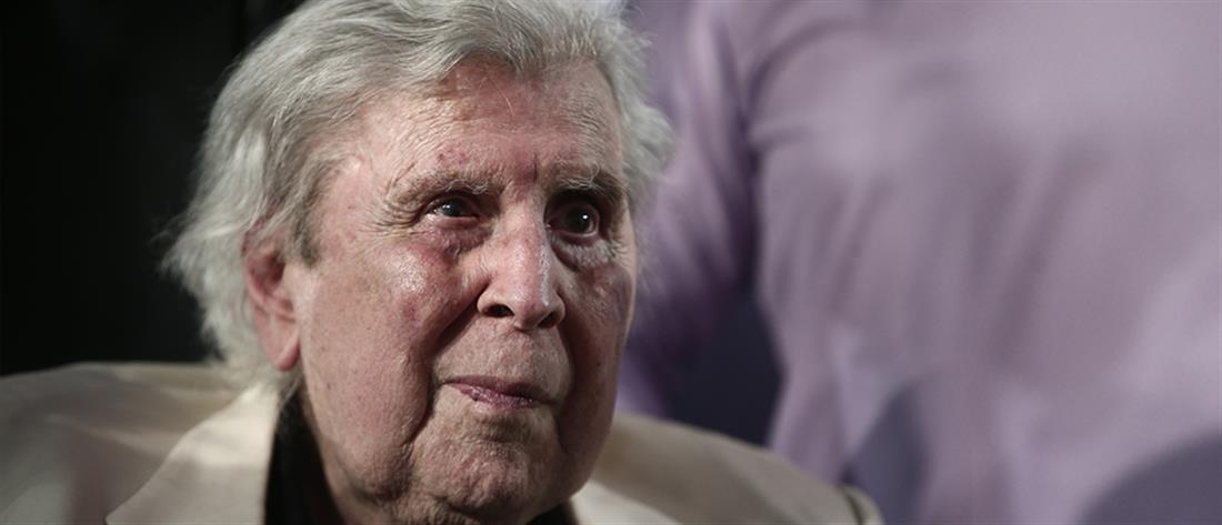 Μίκης Θεοδωράκης: Συναυλία για τα 95α γενέθλιά του