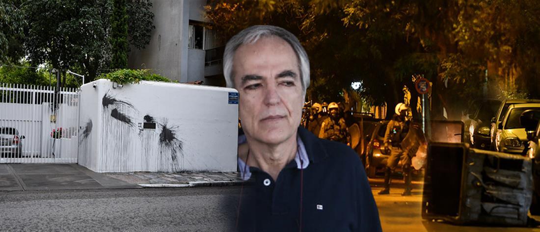 """""""Συναγερμός"""" για το μπαράζ επιθέσεων υπέρ… Κουφοντίνα"""