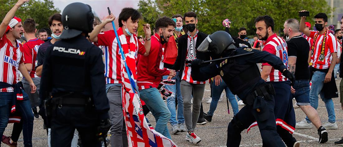 Ατλέτικο Μαδρίτης - πανηγυρισμοί