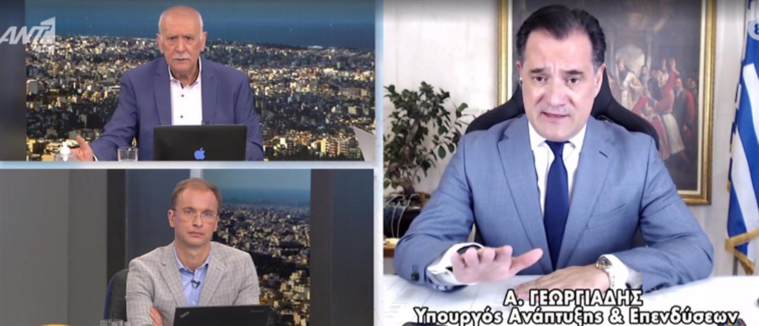 Γεωργιάδης στον ΑΝΤ1: άμεσα οι ανακοινώσεις για το νέο ΕΣΠΑ στον τουρισμό (βίντεο)