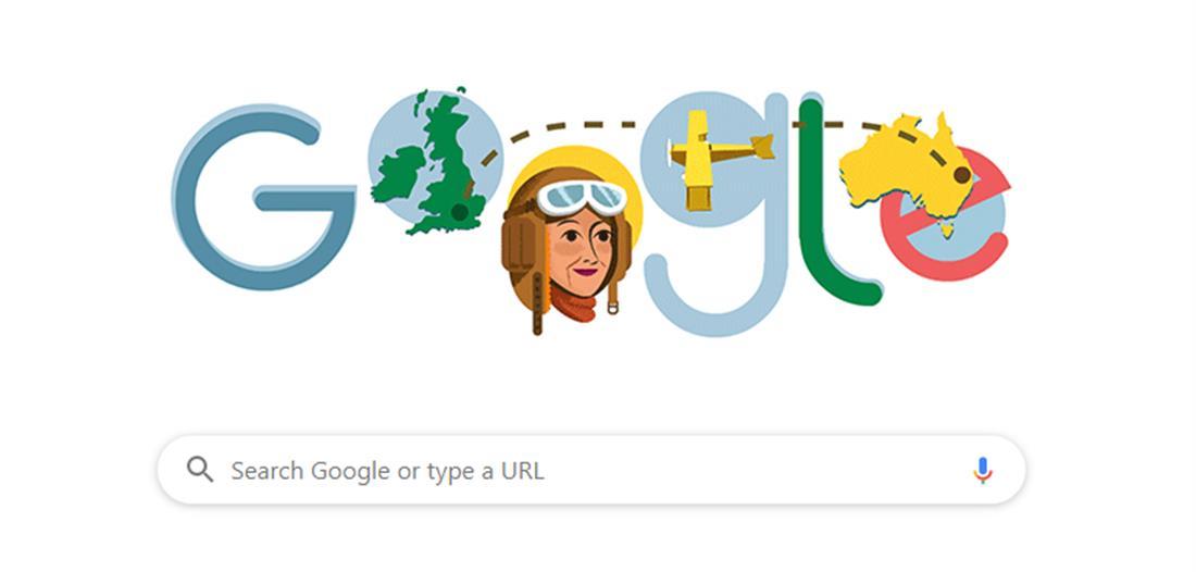 Google Doodle - Maude Bonney