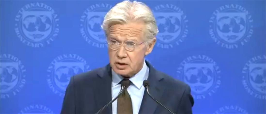 Ράις: η Ελλάδα θα αποφασίσει εάν θα εξαγοράσει τα δάνεια του ΔΝΤ