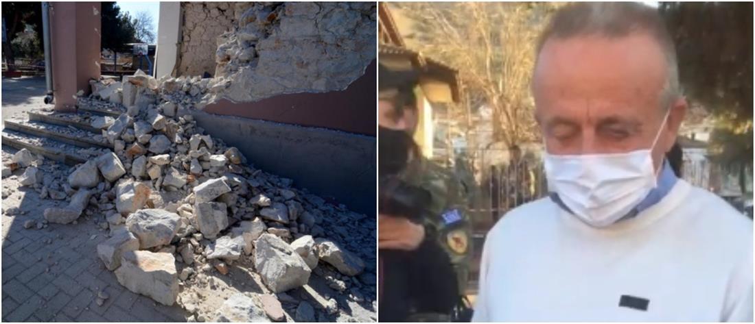 Σεισμός στην Ελασσόνα: Συγχαρητήρια Μητσοτάκη σε διευθυντή σχολείου στο Δαμάσι (βίντεο)