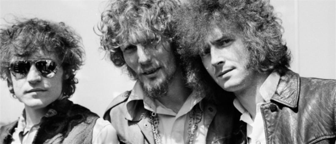 Cream: διπλό LP με την συναυλία του 1968 στο Λος Άντζελες (βίντεο)