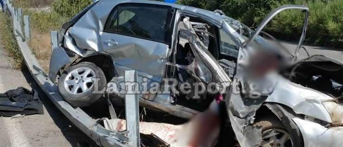 Θανατηφόρο τροχαίο: νεκρός ο 21χρονος οδηγός, ακρωτηριάστηκε η 16χρονη αδελφή του (εικόνες)