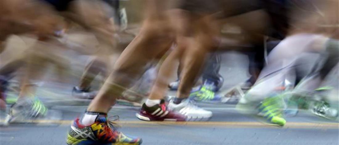 Μαραθωνοδρόμοι της Λάρισας τρέχουν 1821 χλμ!