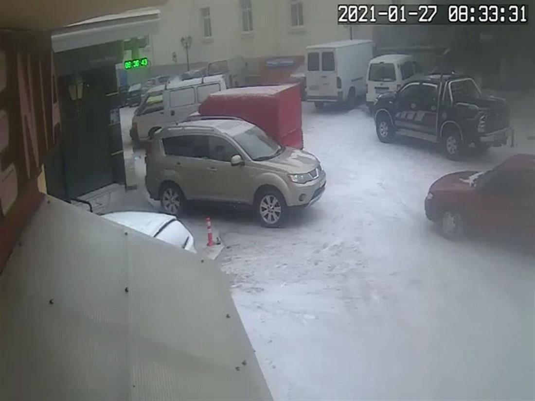 Ελασσόνα - χιόνια