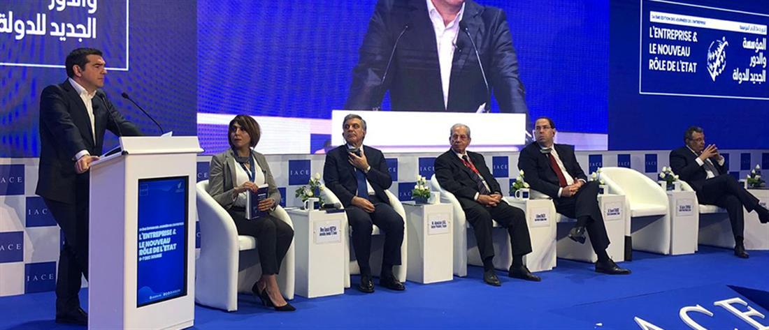 Τσίπρας: η Τουρκία προσπαθεί με παρανομίες να επιβάλλει τετελεσμένα στη Μεσόγειο