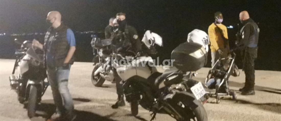 Θεσσαλονίκη: Εγκατέλειψαν το παιδί τους για να γλιτώσουν τη σύλληψη (βίντεο)