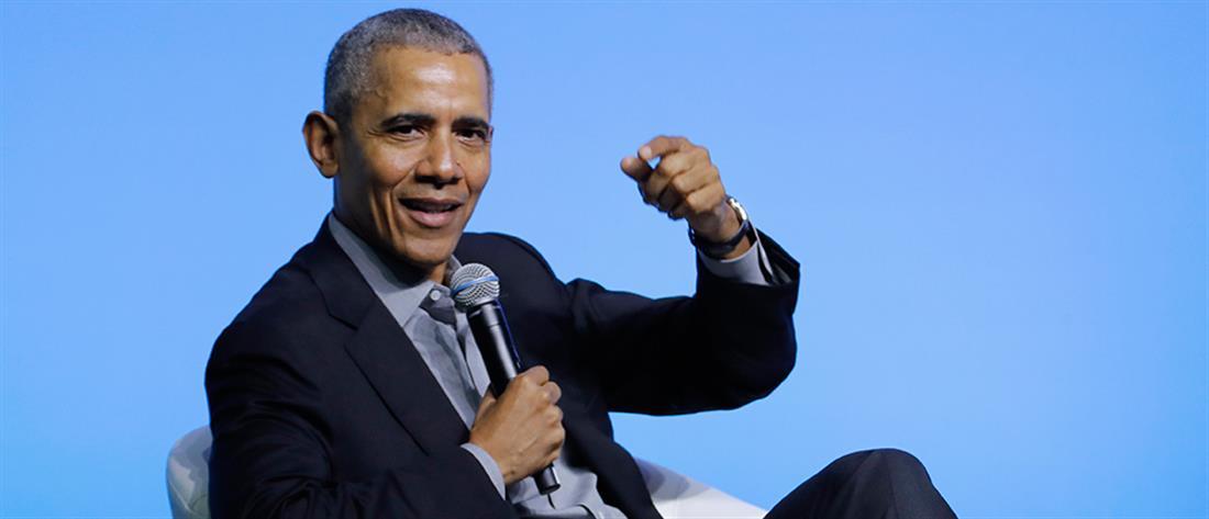 """Βραβείο Booker: """"παρών"""" ο Μπαράκ Ομπάμα"""