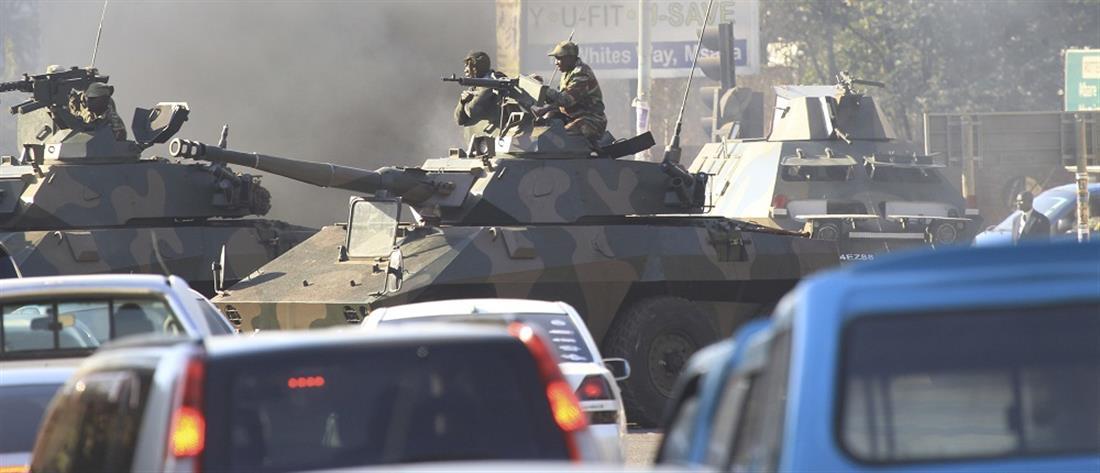 Αιματηρές συγκρούσεις στην πρωτεύουσα της Ζιμπάμπουε (βίντεο)