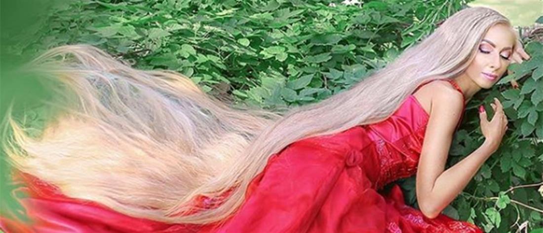"""Τα μυστικά της """"Ραπουνζέλ"""" για τα τέλεια μαλλιά"""