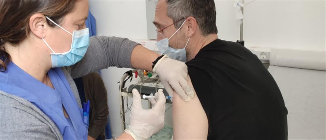 Κορονοϊός - Μαρία Τσολιά: το εμβόλιο είναι ασφαλές