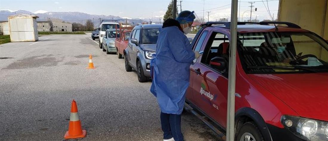 Κορονοϊός - rapid test: Που θα γίνουν δωρεάν έλεγχοι την Παρασκευή