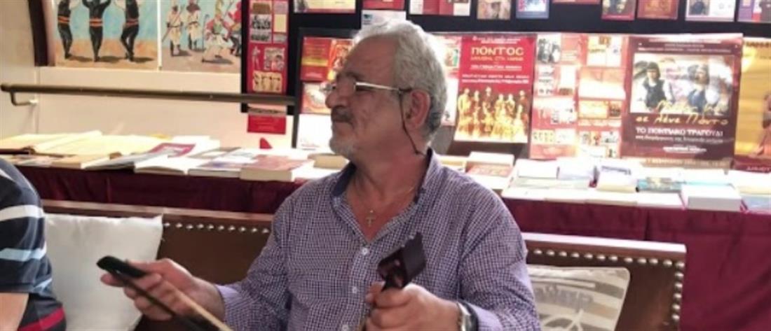 Πέθανε ο Χρήστος Τσενεκίδης