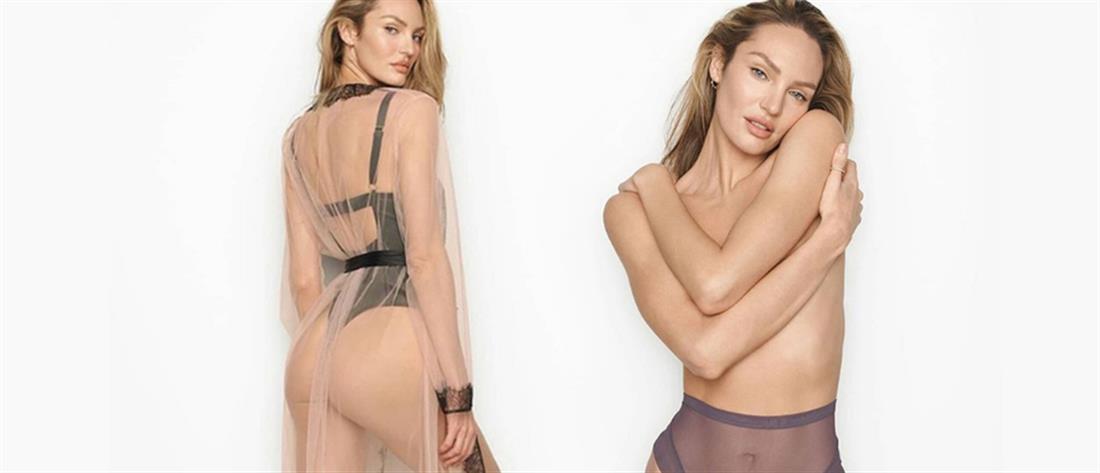 Candice Swanepoel: η topless φωτογράφιση που έφερε… καύσωνα μέσα στον Δεκέμβριο (εικόνες)