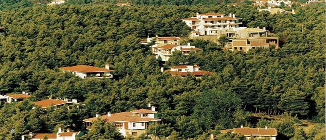 ΣτΕ: αντισυνταγματικοί οι οικισμοί αυθαιρέτων μέσα στα δάση