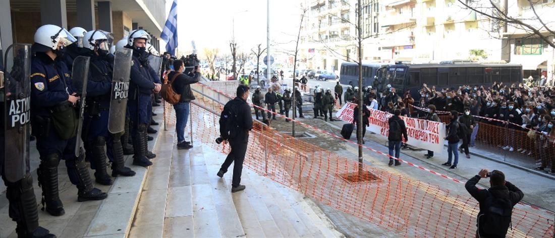 Θεσσαλονίκη - πορεία - ΑΠΘ