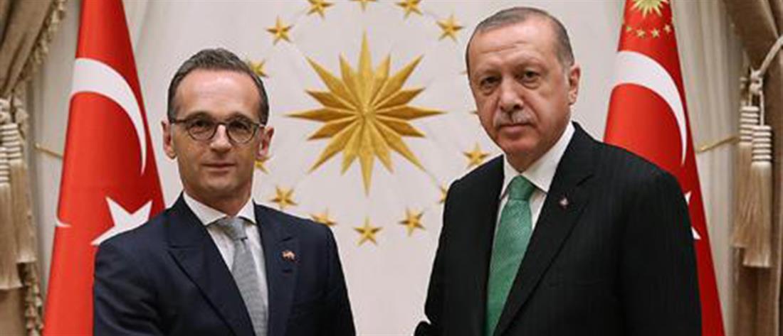 Γερμανός ΥΠΕΞ: Η Τουρκία προχωρά με ταχύτητα προς την Ευρώπη